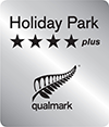 Qualmark Holiday Parks 4 Stars